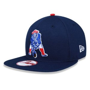 Boné New England Patriots Vintage Snap 950 Snapback - New Era