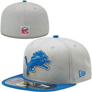 Boné Detroit Lions NFL 5950 - New Era