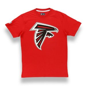 Camiseta Atlanta Falcons NFL Basic Vermelha - New Era