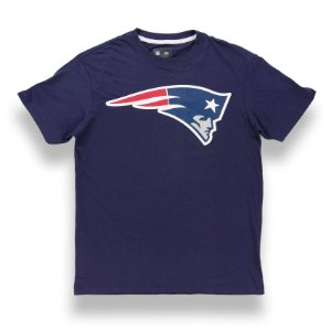 Camiseta New England Patriots Azul - New Era
