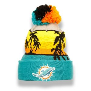Gorro Miami Dolphins Beach NFL - New Era