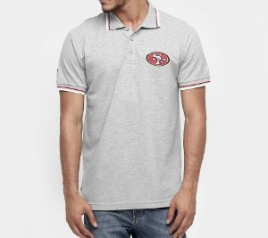 Camisa Polo San Francisco 49ers NFL - New Era
