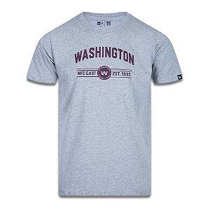 Camiseta New Era Washington Football Team NFL Core College