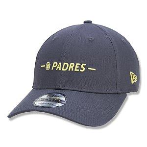 Boné New Era San Diego Padres 940 MLB Urban Tech Italic