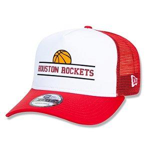 Boné New Era Houston Rockets 940 MLB A-Frame Core Basketball