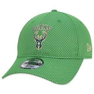 Boné New Era Milwaukee Bucks 920 NBA Have Fun Mesh Verde