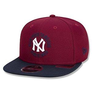 Boné New Era New York Yankees 950 Core Heritage Aba Reta