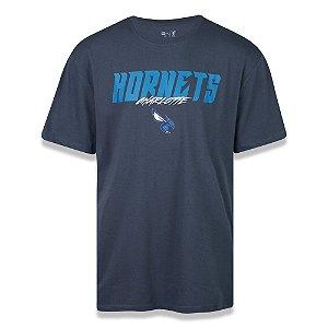 Camiseta New Era Charlotte Hornets NBA Team Name