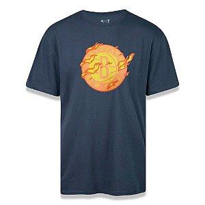 Camiseta New Era Brooklyn Nets NBA Core Hot Streak