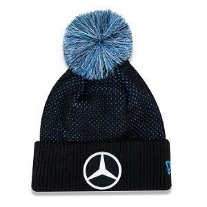 Gorro New Era Mercedes-Benz EQ Formula E Preto Azul