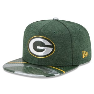 Boné Green Bay Packers DRAFT 2017 On Stage Snapback - New Era