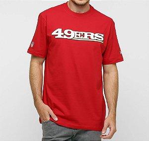 Camiseta San Francisco 49ers Newperm NFL - New Era