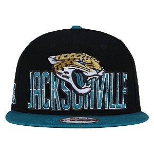 Boné Jacksonville Jaguars DRAFT15 950 Snapback - New Era