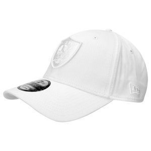Boné Oakland Raiders 3930 Branco White on White - New Era