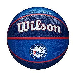 Bola de Basquete Wilson Philadelphia 76ers Team Tribute #7