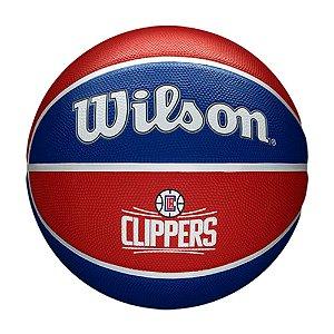 Bola de Basquete Wilson Los Angeles Clippers Team Tribute #7