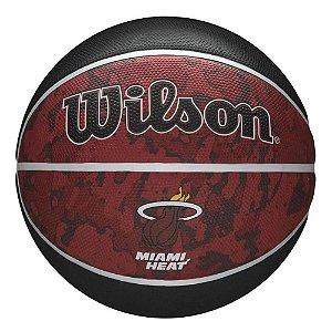Bola de Basquete Wilson Miami Heat NBA Team Tiedye #7