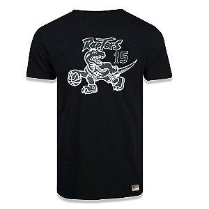 Camiseta Mitchell & Ness Toronto Raptors NBA Vince Carter 15