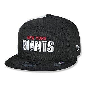Boné New Era New York Giants 950 Draft Font Aba Reta