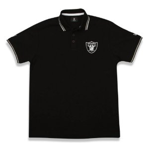 Camisa Polo Oakland Raiders NFL - New Era