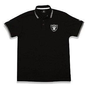 Camisa Polo Oakland Raiders NFL - New Era