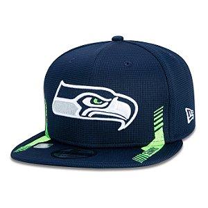 Boné New Era Seattle Seahawks 950 NFL 21 Sideline Home