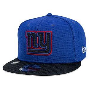 Boné New Era New York Giants 950 NFL 21 Sideline Road