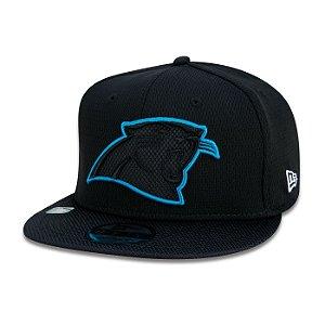 Boné New Era Carolina Panthers 950 Logo NFL 21 Sideline Road