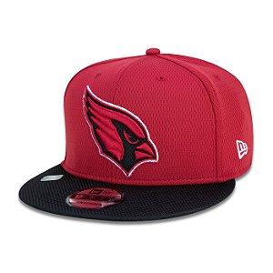 Boné New Era Arizona Cardinals 950 Logo NFL 21 Sideline Road