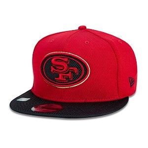 Boné New Era San Francisco 49ers 950 NFL 21 Sideline Road