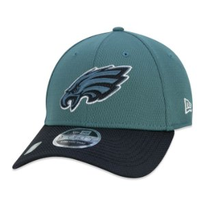 Boné New Era Philadelphia Eagles 940 NFL 21 Sideline Road