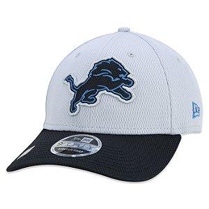 Boné New Era Detroit Lions 940 NFL 21 Sideline Road