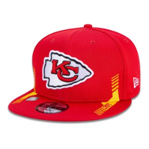 Boné New Era Kansas City Chiefs 950 NFL 21 Sideline Home