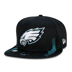 Boné New Era Philadelphia Eagles 950 NFL 21 Sideline Home