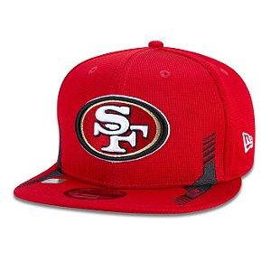 Boné New Era San Francisco 49ers 950 NFL 21 Sideline Home