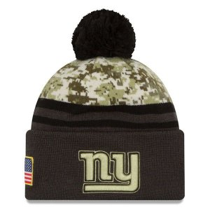 Gorro New York Giants Salute To Service STS Militar - New Era