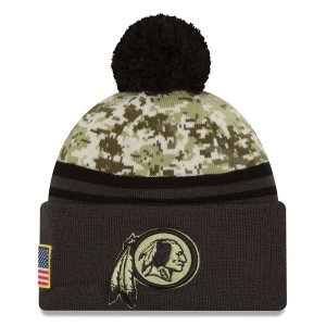 Gorro Washington Redskins Salute To Service STS Militar - New Era