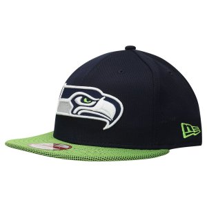 Boné Seattle Seahawks Visor Mesh 950 Snapback - New Era