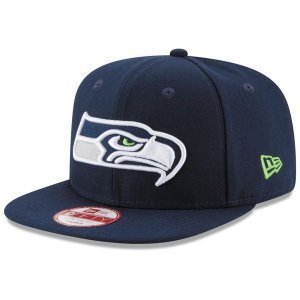 Boné Seattle Seahawks Campeão SuperBowl 950 Snapback - New Era