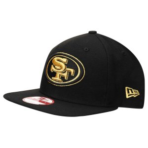Boné San Francisco 49ers 950 Gold on Black - New Era