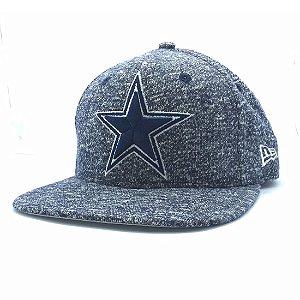 Boné Dallas Cowboys 950 Rear Stitcher Snapback - New Era