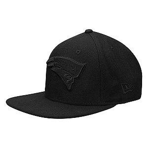 Boné New England Patriots 950 Black on Black - New Era