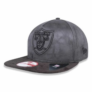Boné Oakland Raiders 950 A-Frame Invisible Logo - New Era