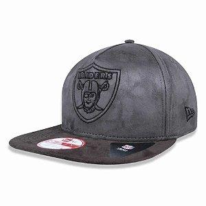 Boné Oakland Raiders 950 A-Frame Invisible Logo - New Era