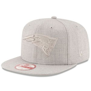 Boné New England Patriots 950 Heather Basic Snap - New Era