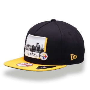 Boné Pittsburgh Steelers City 950 Snapback - New Era