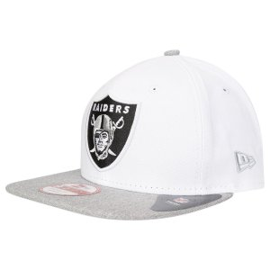 Boné Oakland Raiders 950 Snapback Logo Refresh - New Era