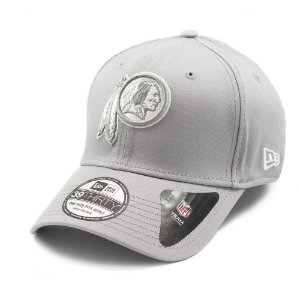 Boné Washington Redskins 3930 White on Gray - New Era