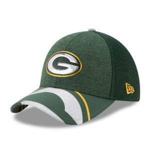 Boné Green Bay Packers Draft 2017 On Stage 3930 - New Era