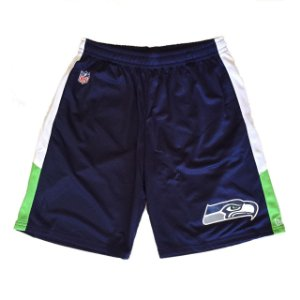 Bermuda Seattle Seahawks NFL - New Era